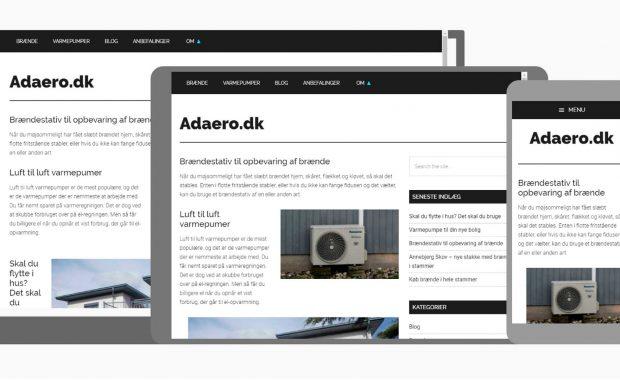 Hus, have og energi - Adaero.dk