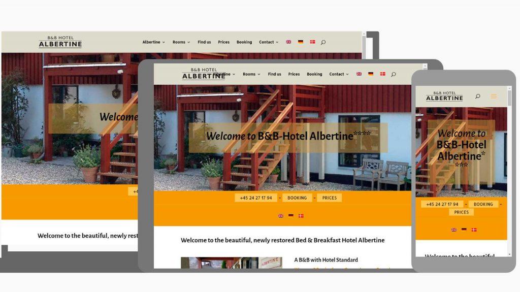 BB Hotel Albertine - bb-cph.com